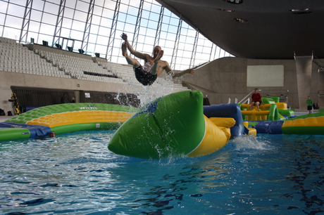 Events At The London Aquatics Centre