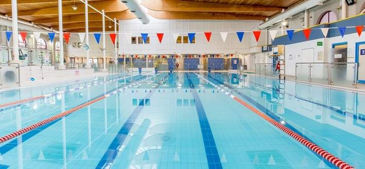 Facilities At Finchley Lido Leisure Centre Barnet Better