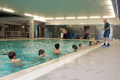 Facilities at hough end leisure centre manchester better for Gyms in manchester city centre with swimming pools