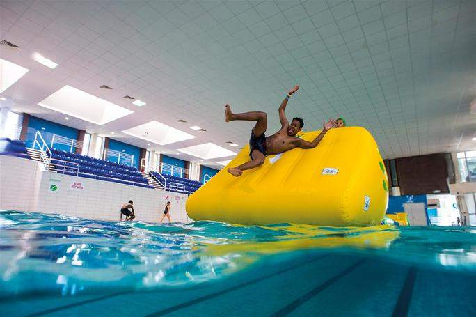Find Your Nearest Pool And Discover What Activities And Courses They Have  On Offer.
