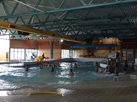 Facilities At Rivermead Leisure Complex And Gym Reading