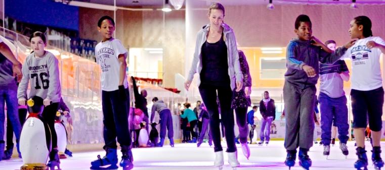 Public Skating - Link Centre