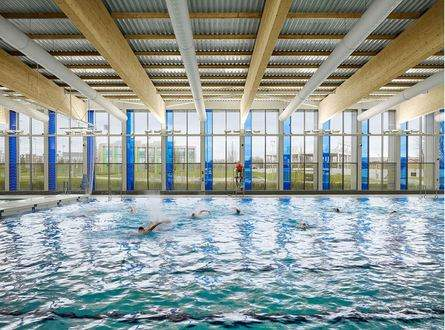 Facilities at east manchester leisure centre manchester better for Gyms in manchester city centre with swimming pools