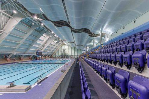 Facilities At Manchester Aquatics Centre Manchester Better
