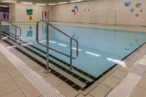 Facilities At Donyngs Leisure Centre Reigate And