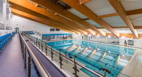 Facilities At Botwell Green Sports And Leisure Centre Hillingdon Better