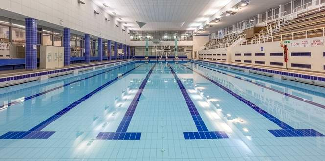 Facilities At Highgrove Pool And Fitness Centre