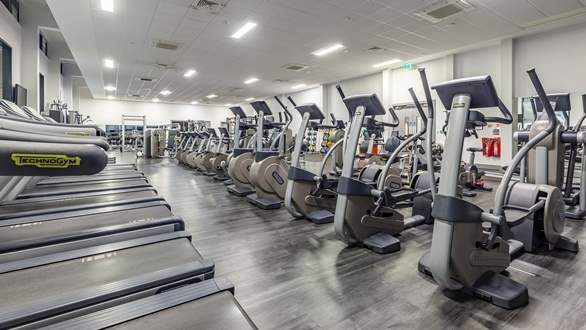 Facilities at Horley Leisure Centre | Reigate and Banstead ...
