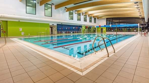 facilities at horley leisure centre reigate and banstead better