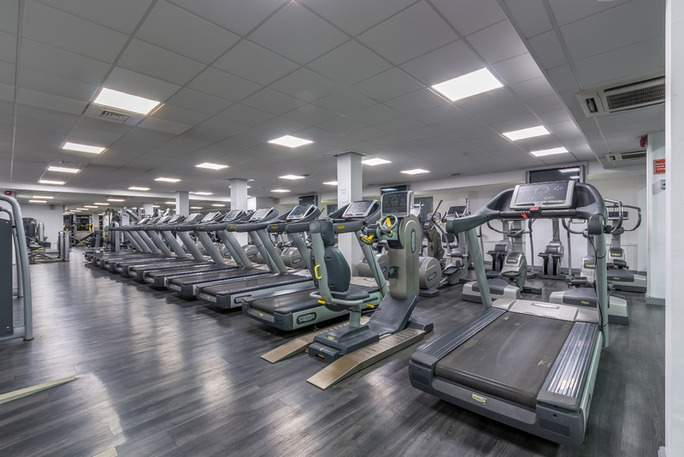 Better Canons Leisure Centre Gym