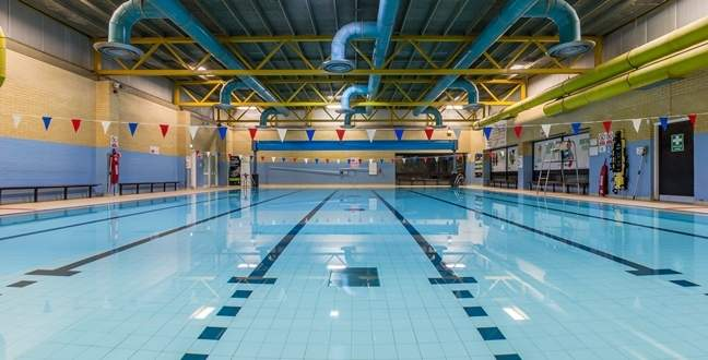 Facilities At Dormers Wells Leisure Centre Ealing Better