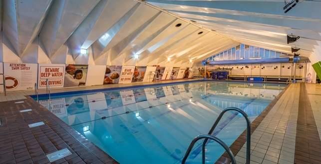 Facilities At Church Farm Leisure Centre Barnet Better