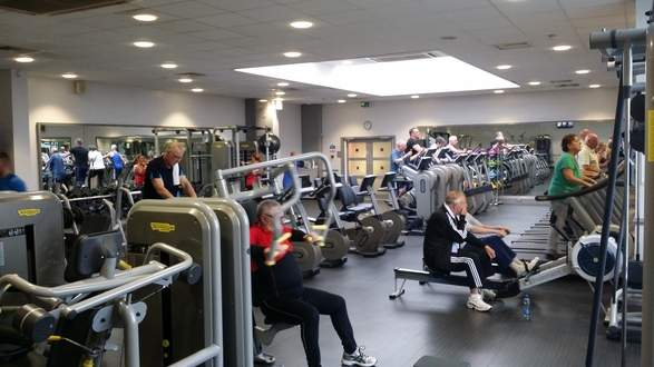 Facilities At Avoniel Leisure Centre Belfast Better