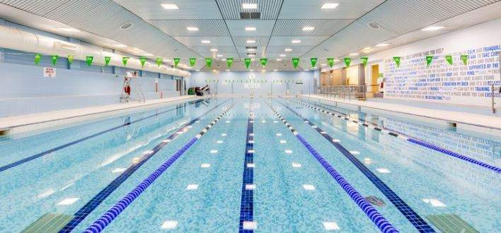 Image result for wimbledon leisure centre for swimming