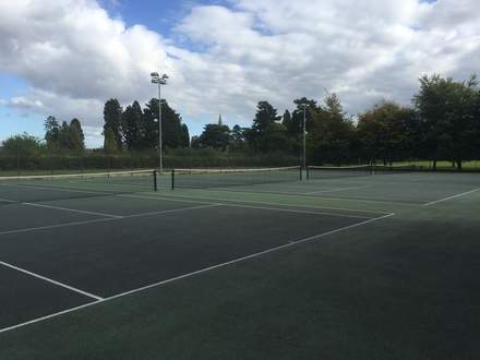 Facilities At Telford Tennis Centre Telford Better