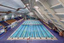 Manchester aquatics centre gym swimming pool with slides better for Gyms in manchester city centre with swimming pools