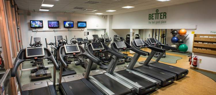 Facilities At Morden Park Pools Merton Better