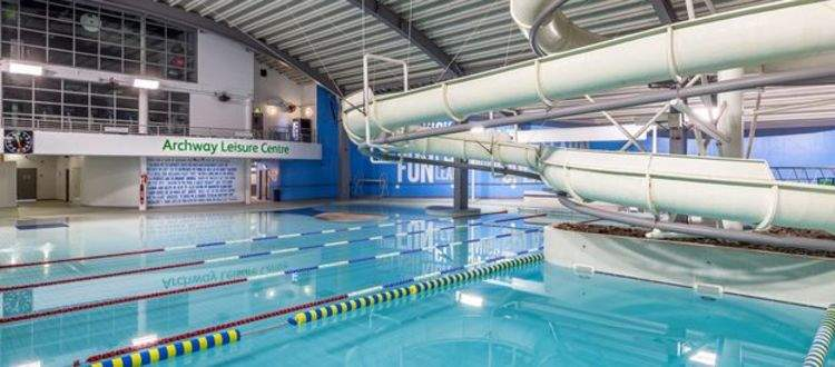 Facilities At Archway Leisure Centre Islington Better