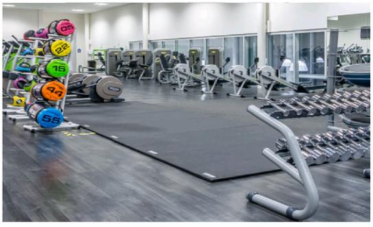 Facilities at better gym harrow harrow better