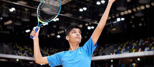 Junior Badminton - Sobell Leisure Centre