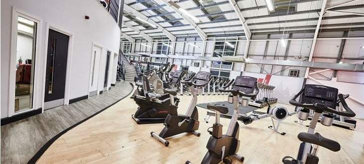 Facilities At Better Gym Portsmouth Portsmouth Better