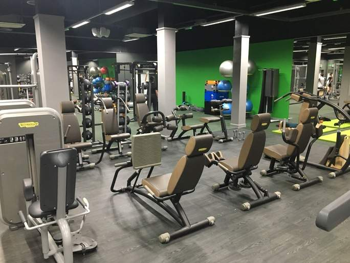 Gym In Bath Sports And Leisure Centre Bath Better