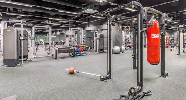 Facilities At Bath Sports And Leisure Centre Bath And