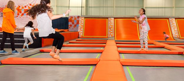 Extreme Trampoline - Waltham Forest Feel Good Centre