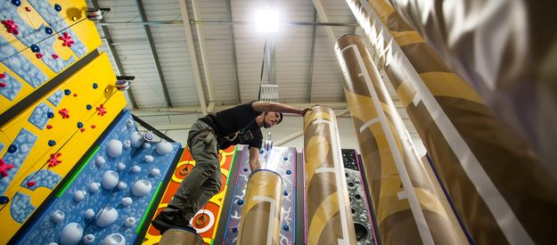 General Climbing - West View Leisure Centre