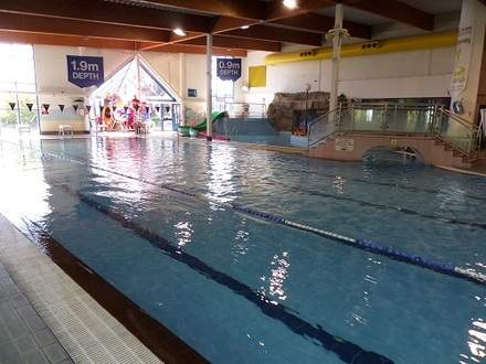 Facilities at saltash leisure centre cornwall better - Bray swimming pool and leisure centre ...