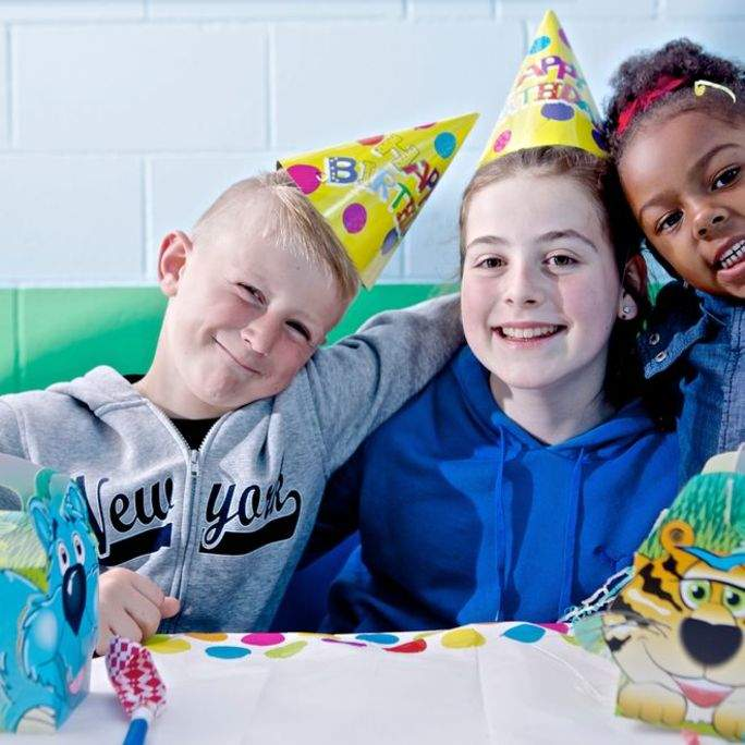 Birthday Parties For Children At Blackbrook Leisure Centre And Spa - Childrens birthday party ideas taunton