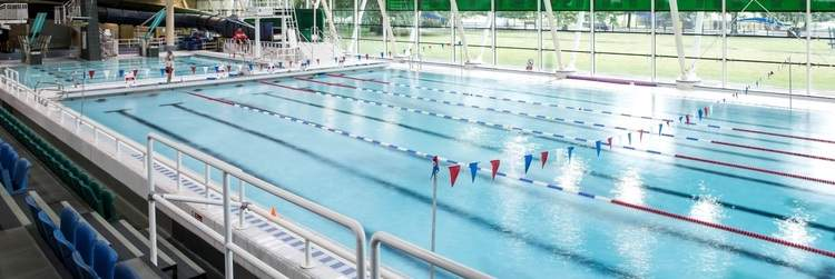 Facilities at parkside pools and gym cambridge better Swimming pools in cambridge uk