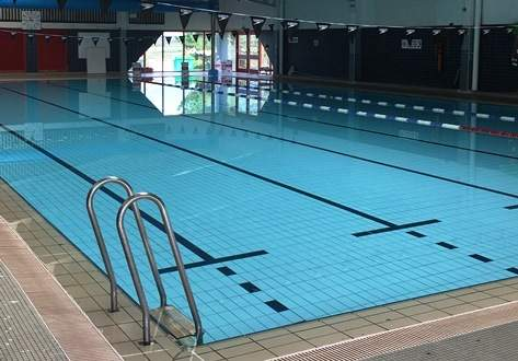 Facilities At Helston Sports Centre Cornwall Better