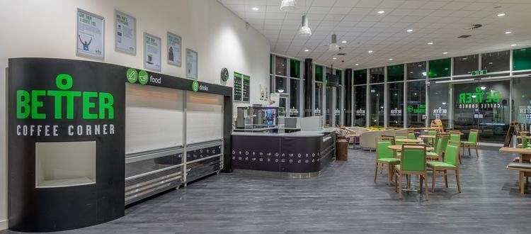Facilities at kensington leisure centre and