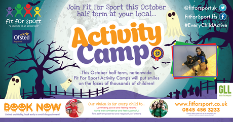 The Copper Box Arena Has Again Partnered With Fit For Sport To Stage A Fun And Healthy Alternative Traditional Holiday Camps Activity