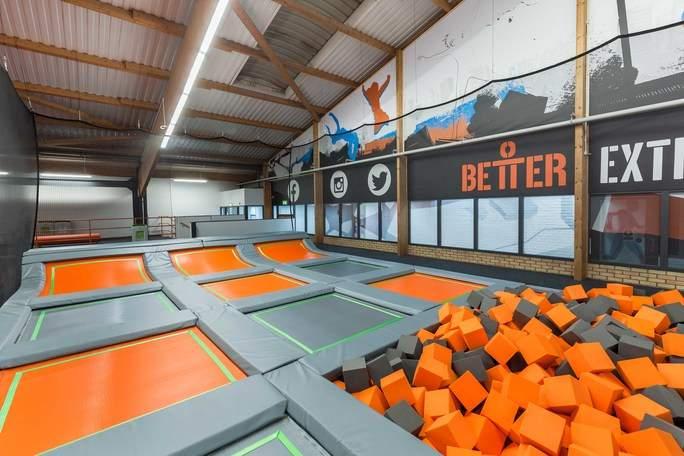 Gosling Ski Centre Fun Rings