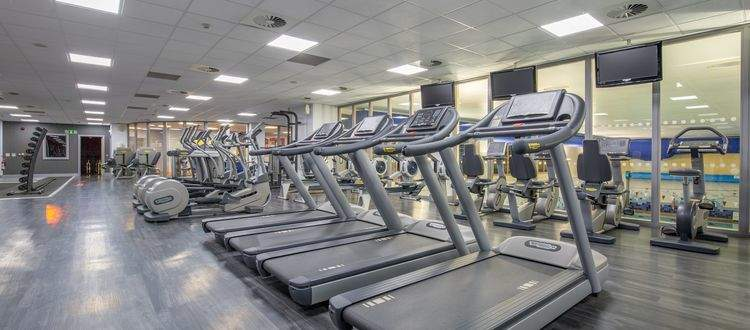 Facilities at Western Leisure Centre | Cardiff | Better