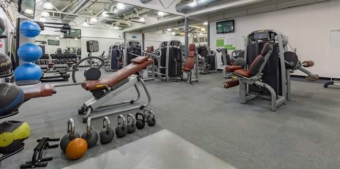 Sprinters gym
