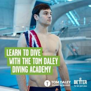 Take the Leap and Reap the Benefits with the Tom Daley Diving Academy