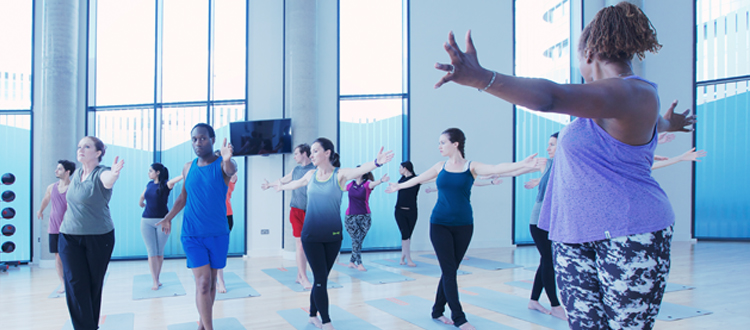 Dance Aerobics - Clapham Leisure Centre