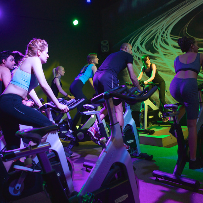 Group Cycle Classes Near Me