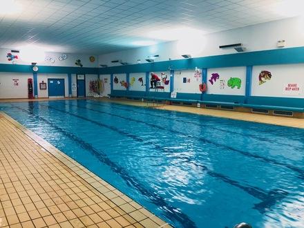 Facilities at ballysillan leisure centre belfast better for Swimmingpool aufstellbecken pool
